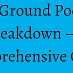 Above Ground Pool Cost Breakdown – A Comprehensive Guide