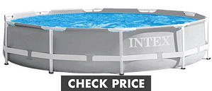 Intex 10ft X 30in Prism Frame Pool